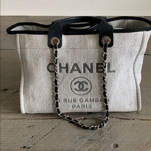 Chanel Deauville tote